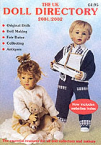 9781870880282: The UK Doll Directory 2001/2002