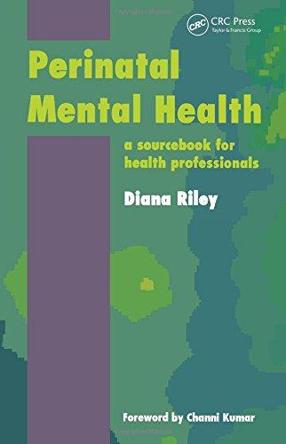 9781870905787: Perinatal Mental Health: A Sourcebook for Health Professionals