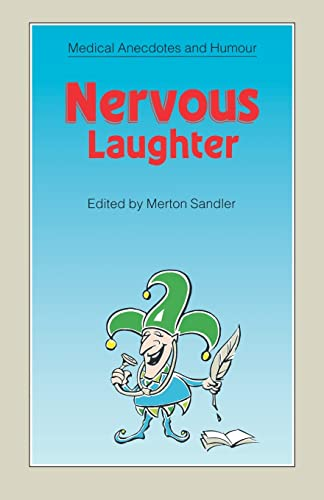 9781870905800: Nervous Laughter (Medical Anecdotes & Humour)