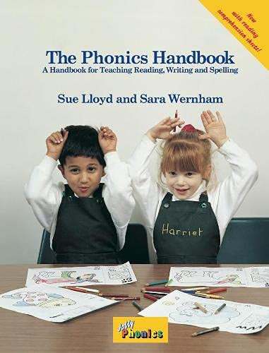 The Phonics Handbook: in Precursive Letters (BE): Lloyd, Sue