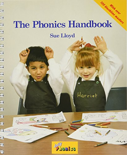 9781870946087: The Phonics Handbook: Precursive Edition: A Handbook for Teaching Reading, Writing and Spelling (Jolly Phonics)