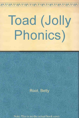 Toad (Jolly Phonics) (1870946154) by Betty Root