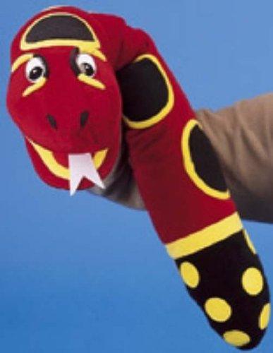9781870946186: Jolly Phonics Puppet - Snake