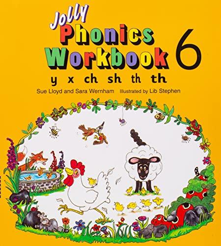 9781870946568: 6: Jolly Phonics Workbook