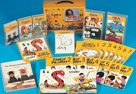 9781870946735: Jolly Phonics Box