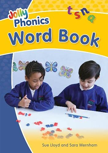 9781870946797: Jolly Phonics Word Book: in Precursive Letters (BE)