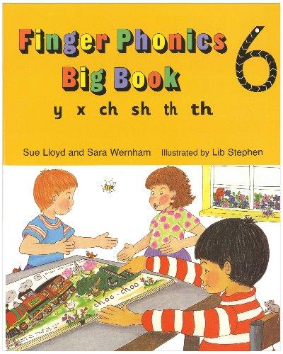 9781870946926: Finger Phonics (Jolly Phonics: Finger Phonics)