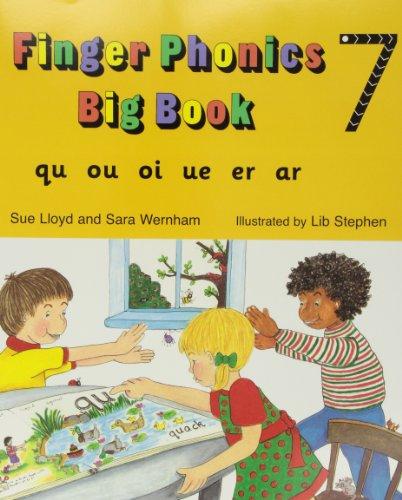 9781870946933: Finger Phonics (Jolly Phonics: Finger Phonics)