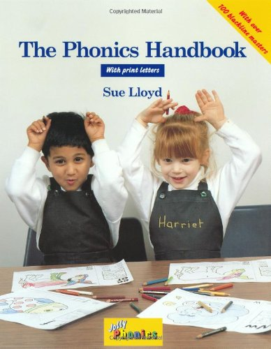 9781870946957: The Phonics Handbook: In Print Letters (Jolly Phonics)