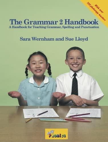 9781870946964: The Grammar 2 Handbook: in Precursive Letters (BE) (Jolly Grammar) (Bk. 2)