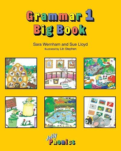 9781870946971: Jolly grammar. Big book. Per la Scuola elementare: 1 (Jolly Grammer)