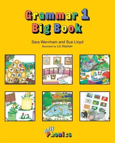 9781870946971: 1: Jolly Grammer Big Book