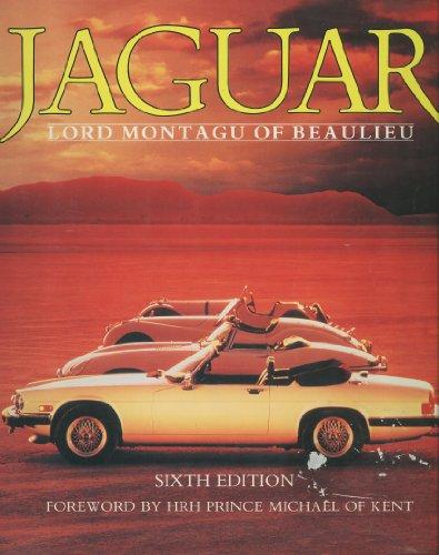 Jaguar: Edward John Barrington Douglas-Scott-Montagu Montagu of Beaulieu