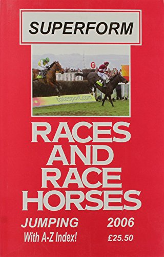9781870966764: Superform Races and Racehorses Annual (Superform)