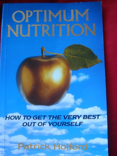 9781870976053: Optimum Nutrition