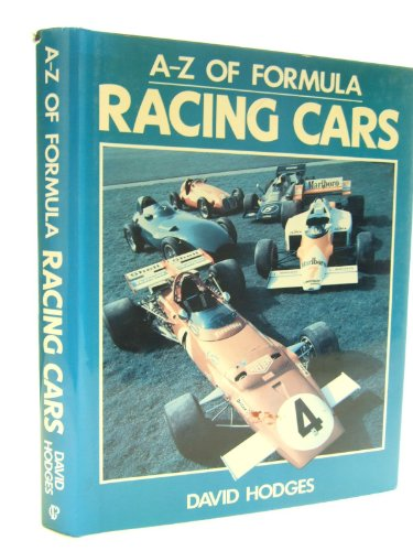 9781870979160: A.to Z. of Formula Racing Cars (A-Z)