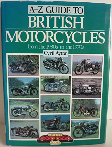 A. to Z. Guide to British Motor: Cyril Ayton