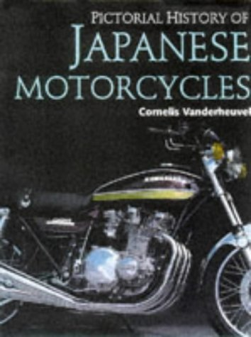 9781870979979: Pictorial History Of Japanese Motorcycles