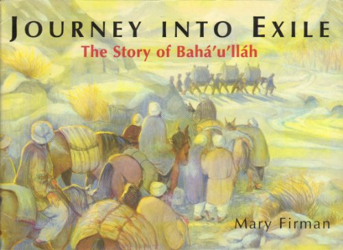 Journey Into Exile: Firman, Mary