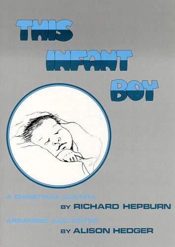 9781870997034: Richard Hepburn: This Infant Boy (Teacher's Book)