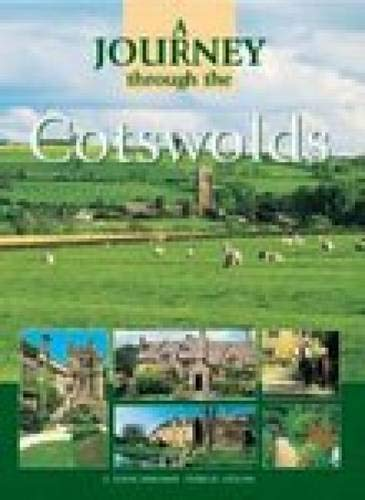 9781871004977: A Journey Through the Cotswolds