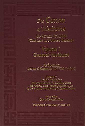 Canon of Medicine (Hardcover): Ibn S. Avicenna