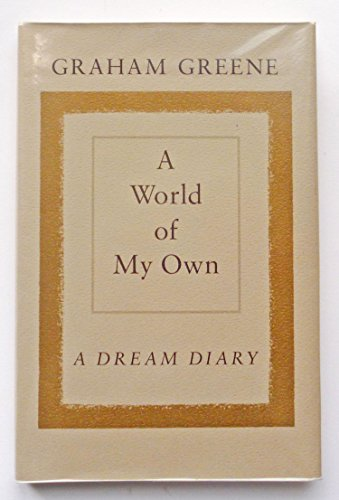 9781871061369: A World of My Own: A Dream Diary