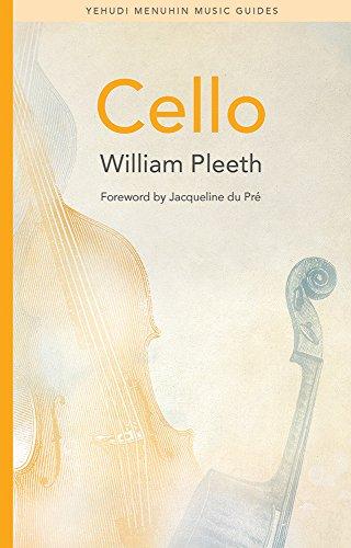 9781871082388: Cello (Yehudi Menuhin Music Guides)