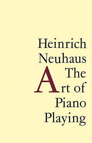 9781871082456: The Art of Piano Playing