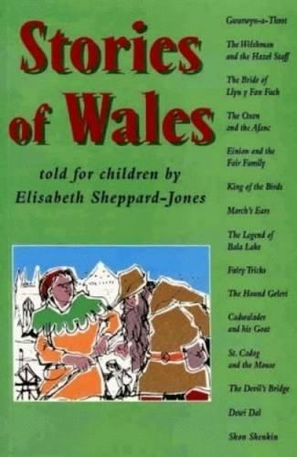 Stories of Wales Told for Children: Sheppard-Jones, Elisabeth