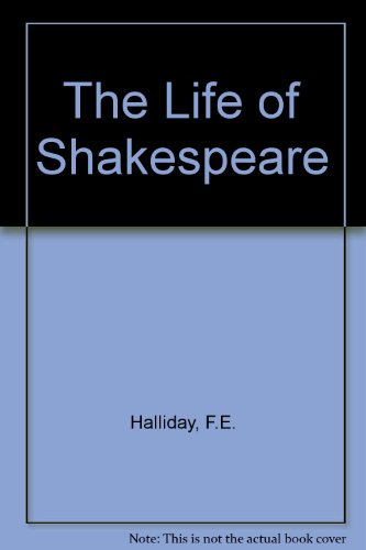 9781871083668: The Life of Shakespeare