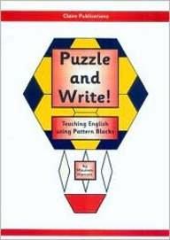 Puzzle and Write!: Maureen Harriott