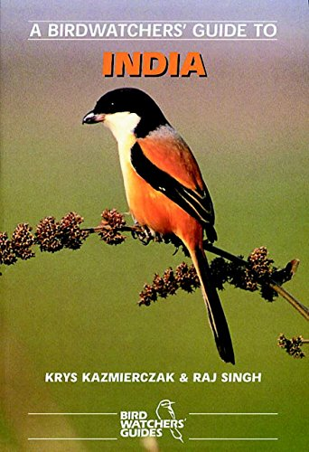 A Birdwatchers Guide to India (Paperback)