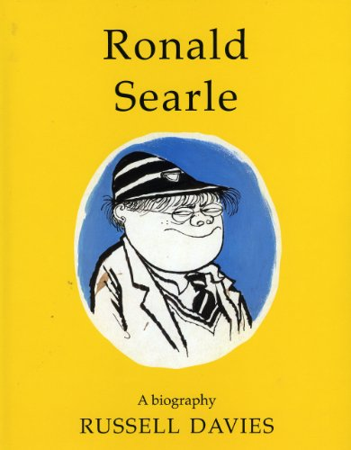 9781871136821: Ronald Searle - A Biography