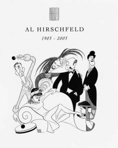 9781871136906: Al Hirschfeld 1903-2003