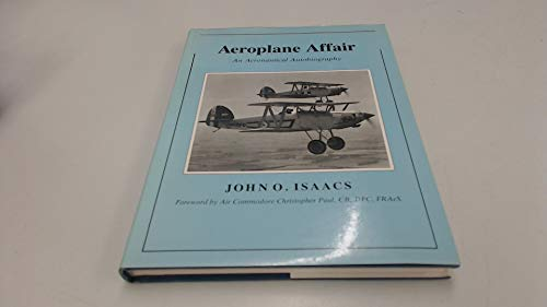 9781871187052: An Aeroplane Affair