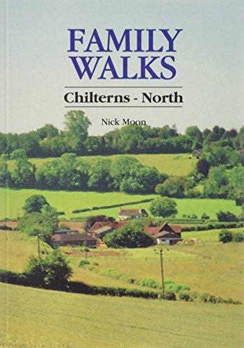 Family Walks: Chilterns North: Moon, Nicholas