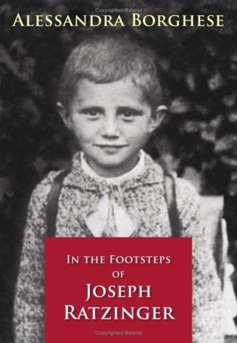 9781871217810: In the Footsteps of Joseph Ratzinger