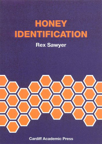 Honey Identification (9781871254006) by Rex Sawyer