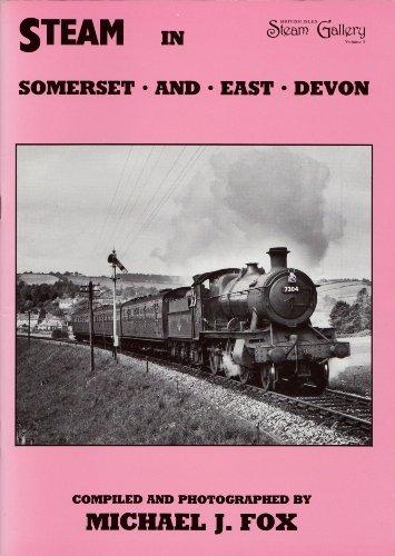 9781871277142: Steam in Somerset & East Devon