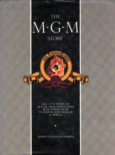 9781871307771: The MGM Story