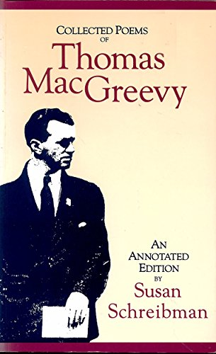 9781871311112: Collected Poems of Thomas MacGreevy