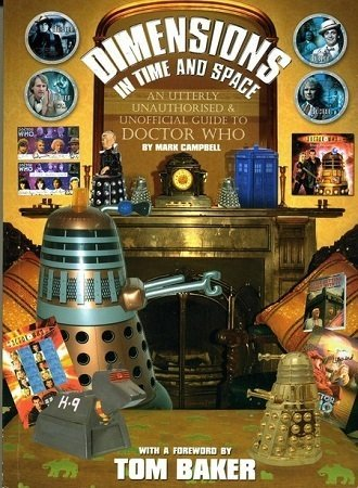 9781871330830: Dimensions in Time and Space (Dr Who)