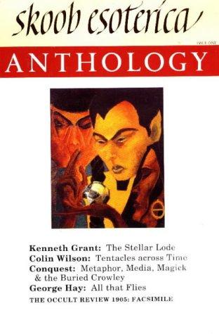 9781871438468: Skoob Esoterica Anthology, No 1