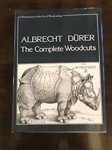Complete Woodcuts: Durer, Albrecht