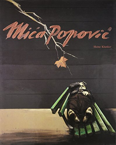 9781871489026: Mica Popovic (A Motovun Group Book)