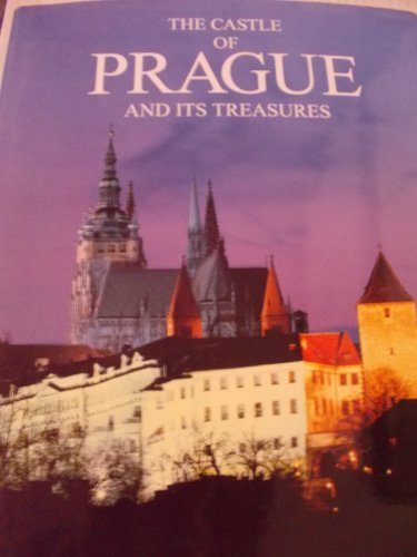 9781871489156: The Castle of Prague and Its Treasures (A Motovun Group book)