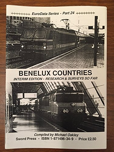 9781871496345: Benelux Countries (EuroData)