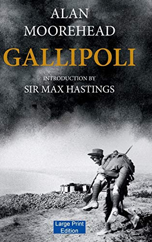 9781871510539: Gallipoli (Large Print Edition)