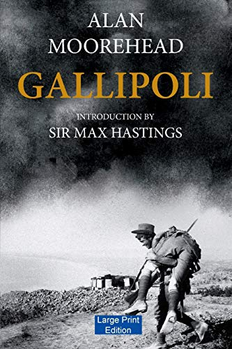 9781871510546: Gallipoli (Large Print Edition)